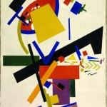 malevich-COMPOSICIÓN SUPREMATISTA1915