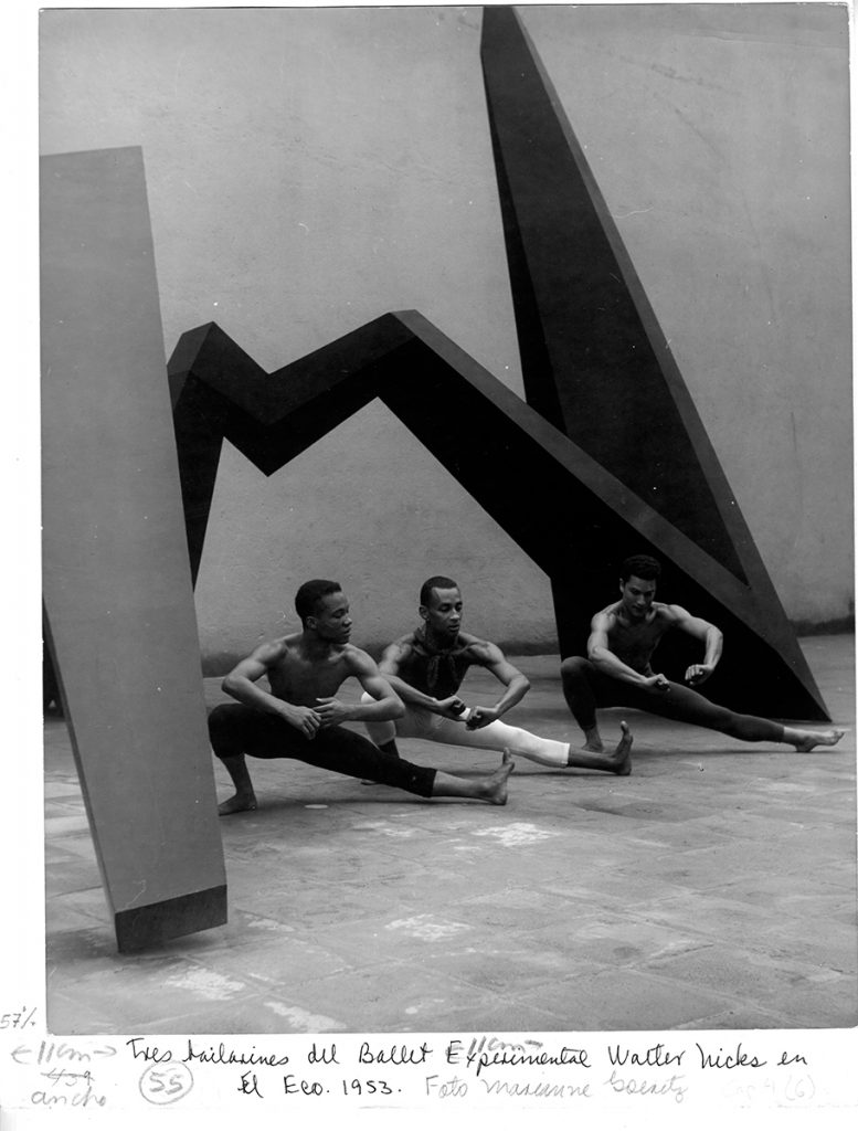 Gast01_Ballet-experimental-Walter-Nicks,-1953