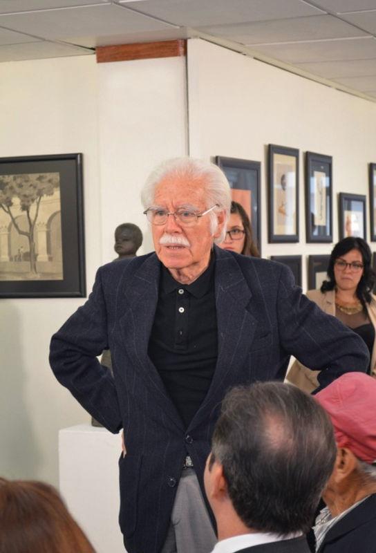 Arturo Estrada, ca. 2015.
