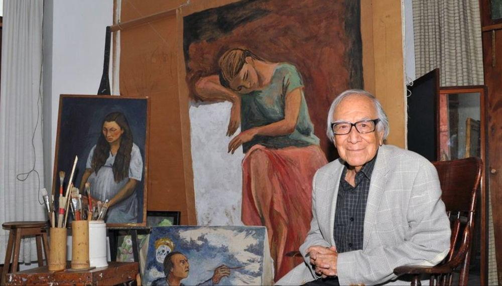 Arturo García Bustos, ca. 2015.