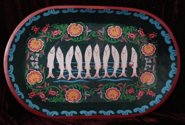 La danza del pescado blanco II.